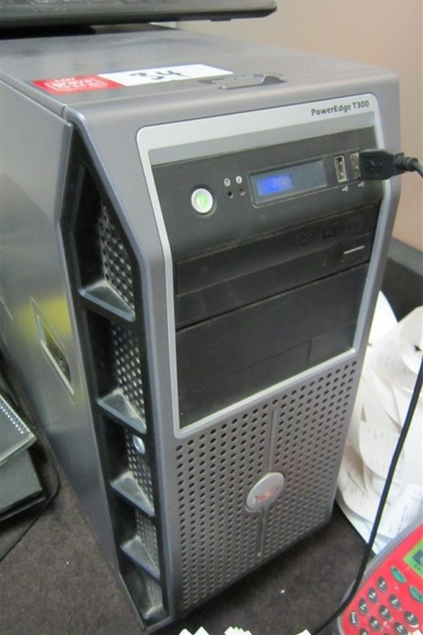 Dell T300 tower server