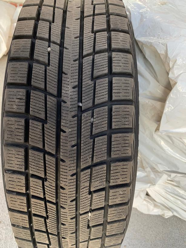 Winter tires for sale - complete with rims