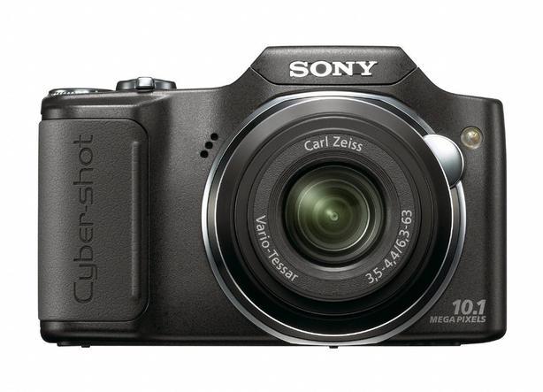 Sony 10 MP camera. 10x optical zoom stabilization