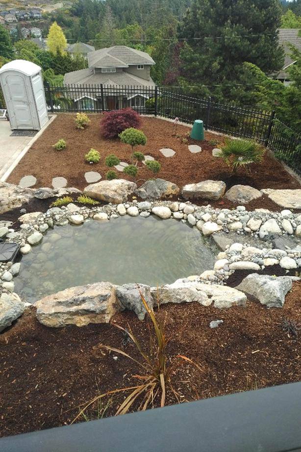 Landscaping & Yard Makeovers - next day service