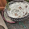 Four prawn traps