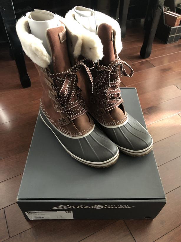 Women's Eddie Bauer boots