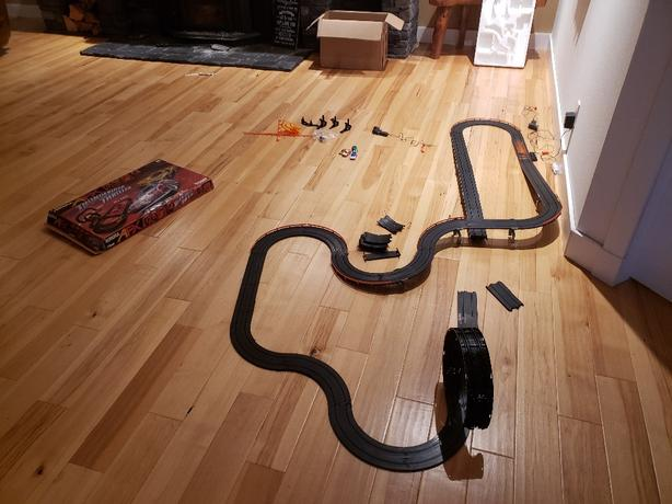 Wanted: SLOT CARS/TRACK