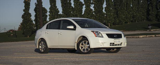 Selling my Nissan Sentra 2008
