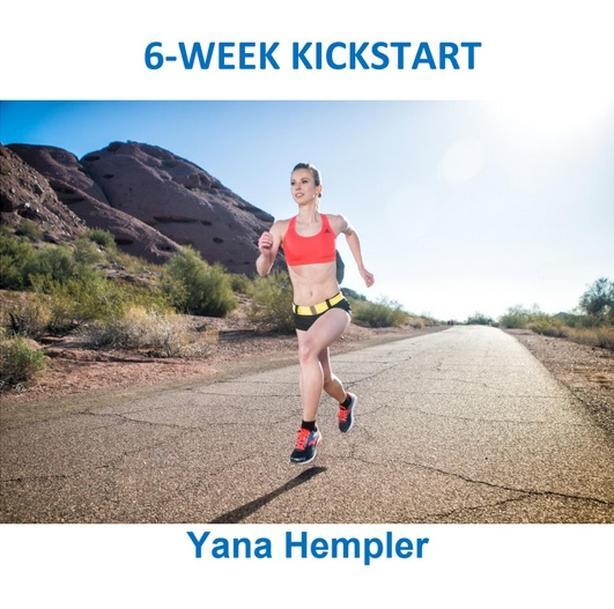 6-Week Kickstart Program: Start your running & fitness journey TODAY!