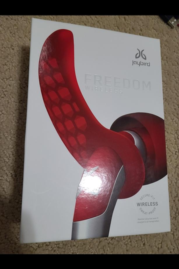 Jaybird Freedom wireless sweat-proof headphones