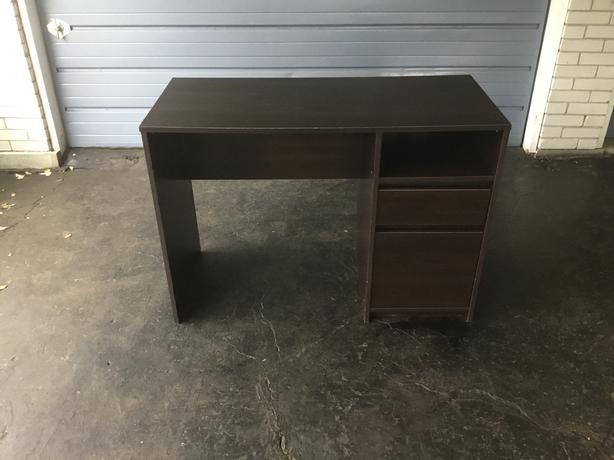 Sauder Furniture brown desk
