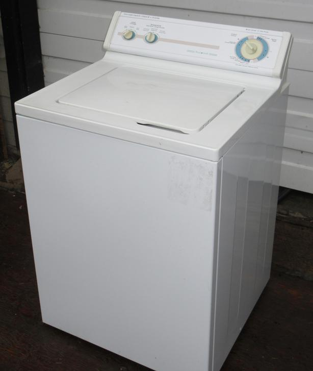 GE Washer - Very good condition, clean, works