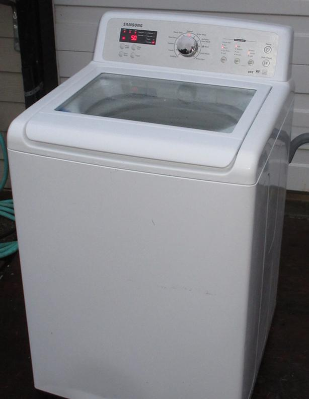 Samsung washer - HE , Very Goodcondition, works