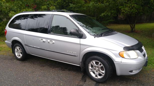 Grand Caravan Sport with tow package - 7 passenger