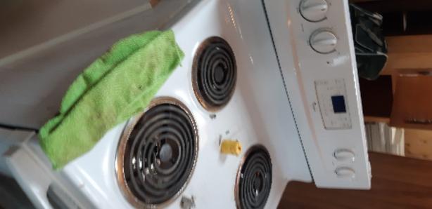 whirlpool fridge and stove