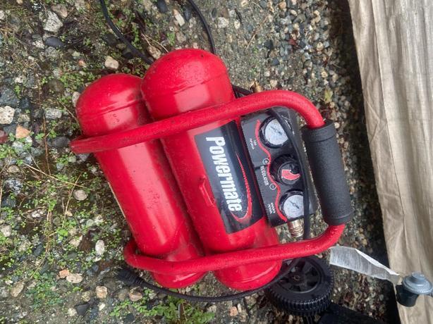 powermate compressor: