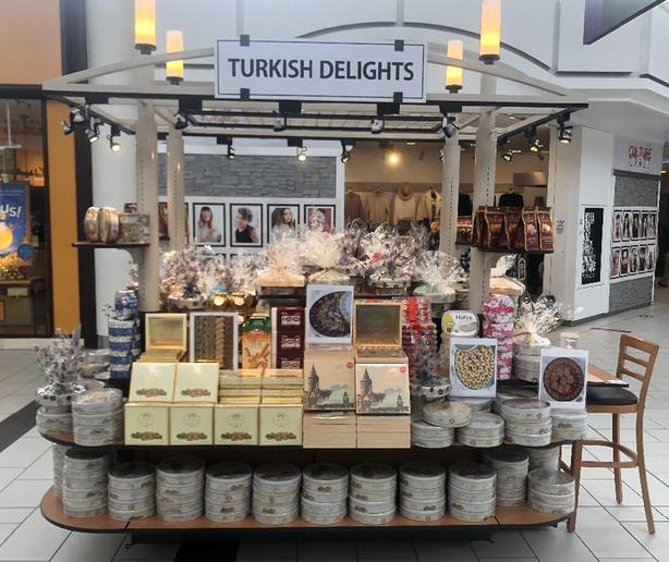 Turkish Delights | Now Opened @ MayFair Centre