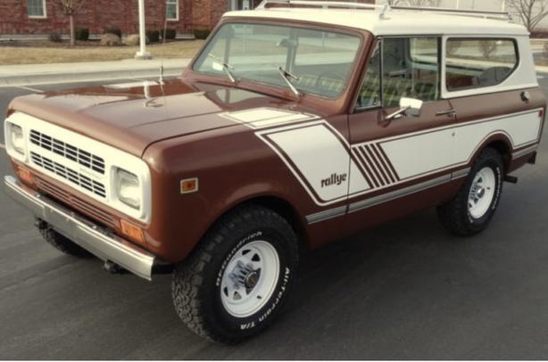 International Scout WANTED!!!
