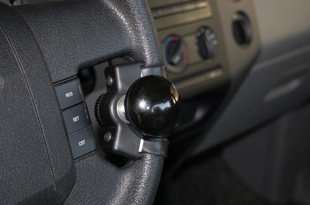 Handicap Steering Wheel Spinner Knob