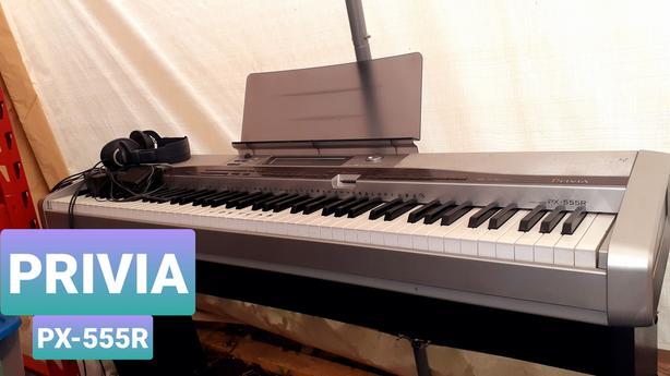 PRIVIA PX-555R PIANO