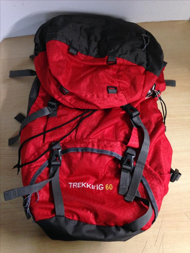 Camping Adventures Free Knight 60L Hiking Mountaineering Camping
