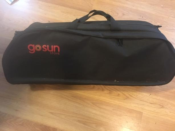 GoSun Solar Cooker with Carrying Case
