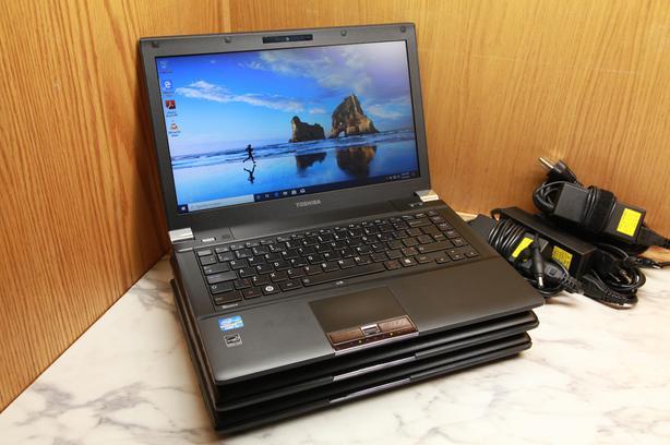 Toshiba Tecra, Intel i5, 8Gb Ram, HDMI, WebCam, Win10Pro
