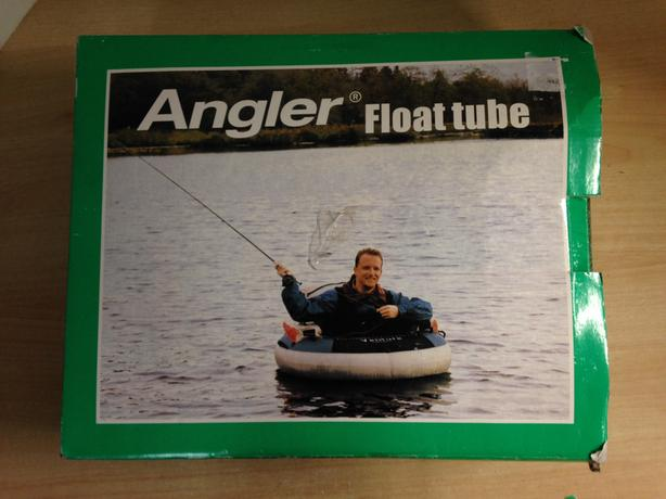 Fishing Adventures 20 inch Angler Float Tube As New In Box