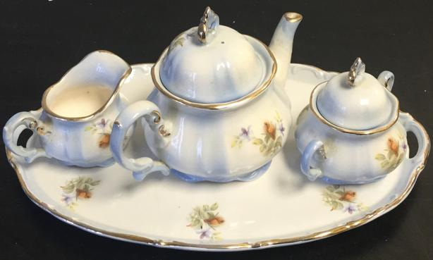 China Tea Service Set