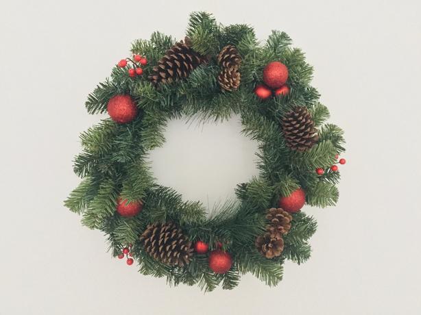 Beautiful Festive Wreath