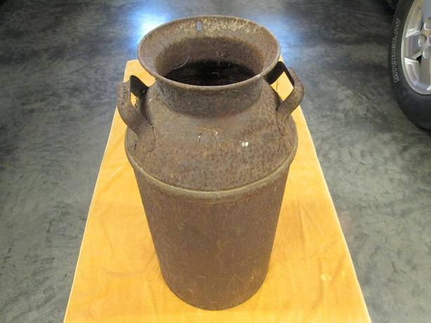 Vintage 10 gal milk jug