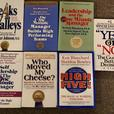 Business Books~Excellent Condition~4 Books for $10