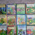 14 Franklin Soft Cover Books