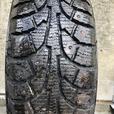 185/65/ R14 Hankook Studded Winter Tires & Rims