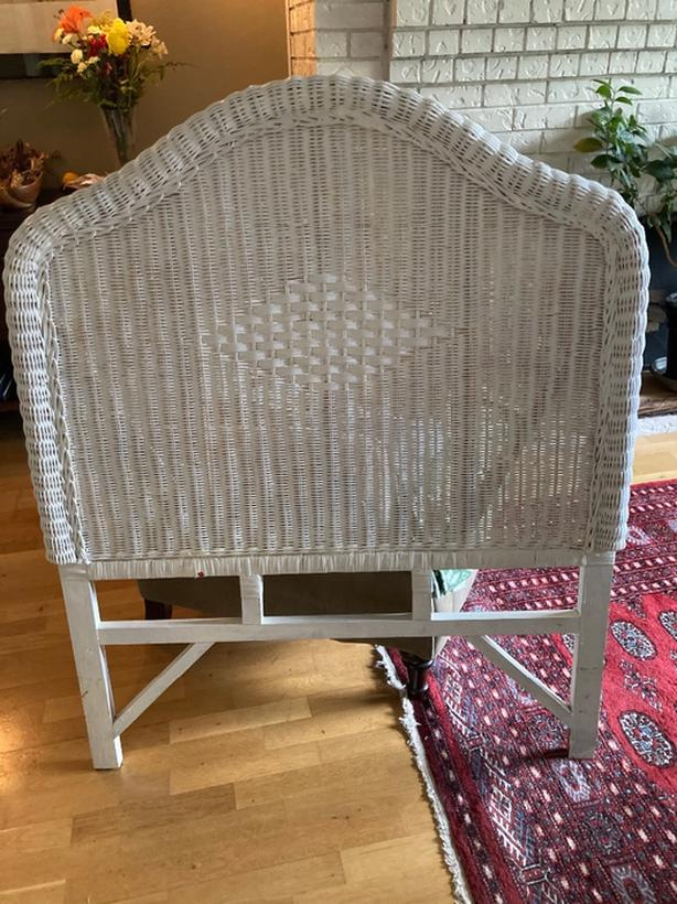 FREE: headboard for single bed
