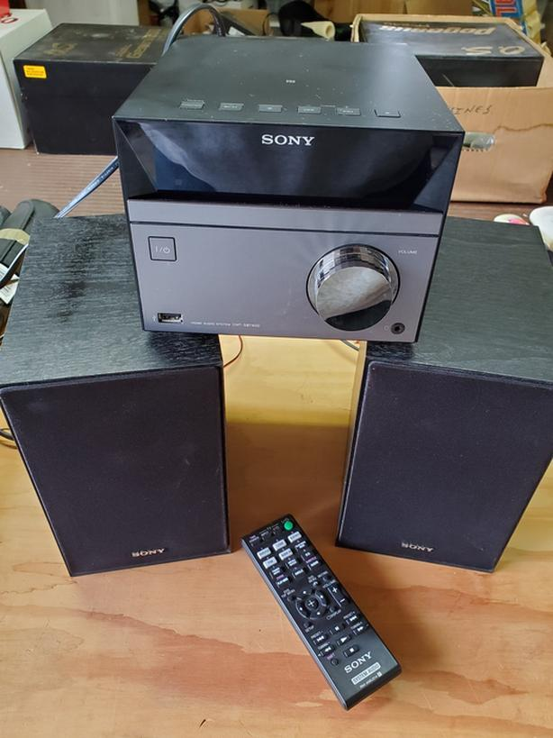 Sony bookshelf stereo