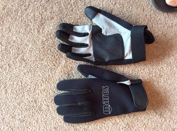 Mares Reef Gloves