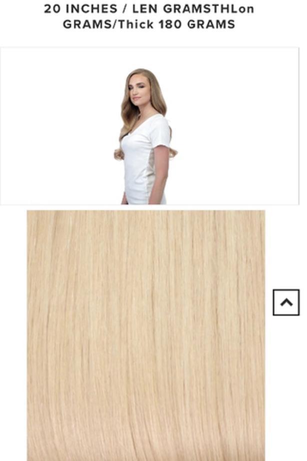 Bellami Silk Seam Hair Extensions