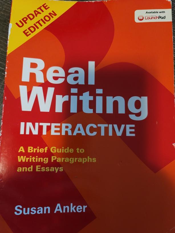 Real Writing Interactive