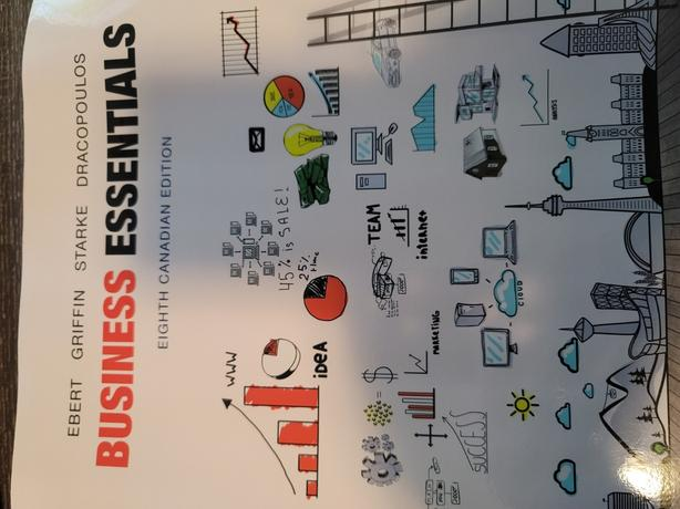 Business Essentials - eights Canadian Edition