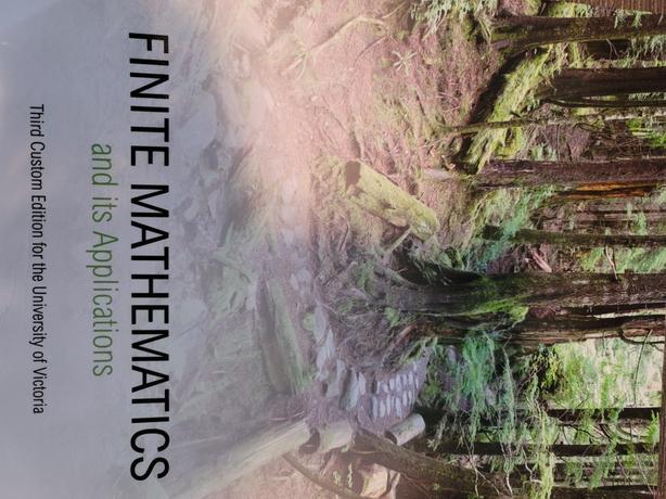 Finite Mathematics - third custom edition