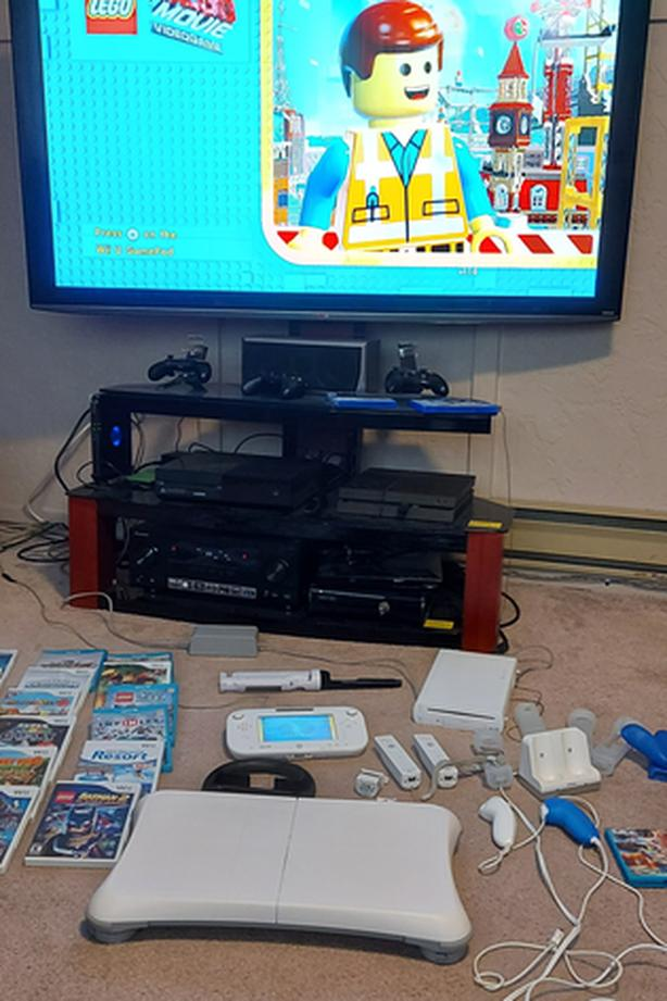 WiiU Console and Gamed