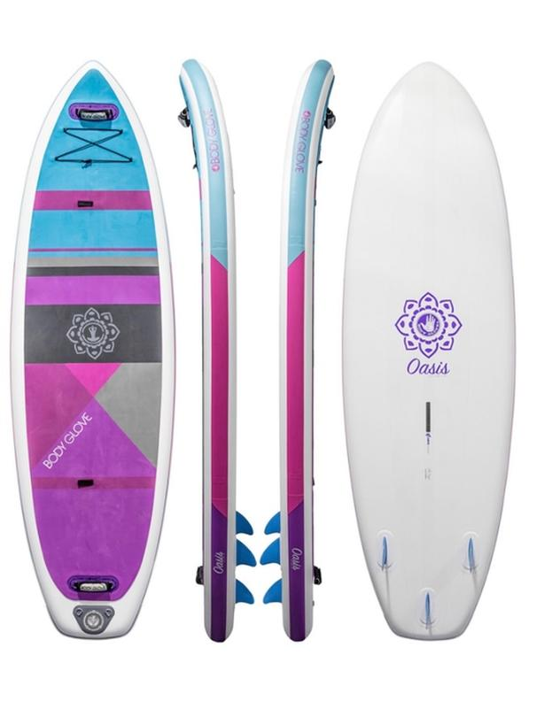 Oasis Inflatable Bodygolve Paddle Board