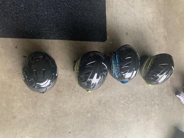 boulle kids ski  helmet