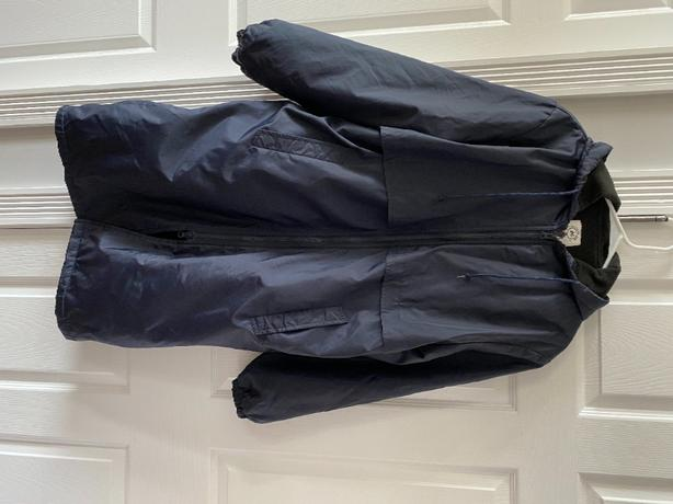 Team Aquatic Supplies(TAS) parka