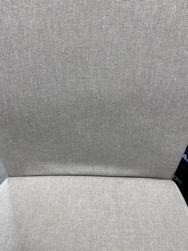 Like new fabric chairs