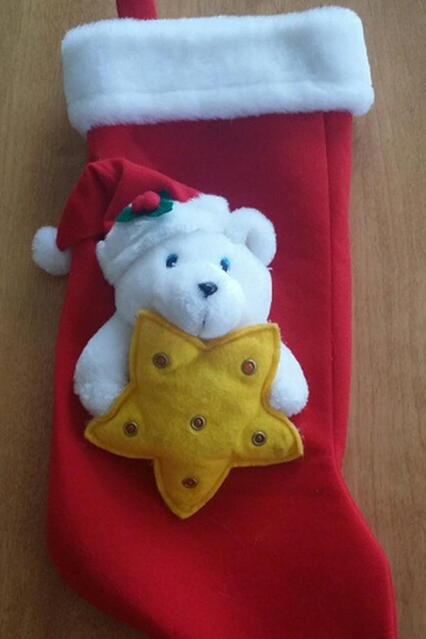 Christmas Stocking for Baby