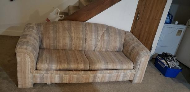 FREE: hide a bed couch