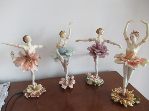 4 Garden dancers figurines- sell each