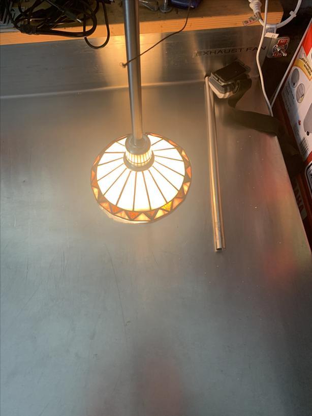 Tiffany pendent light