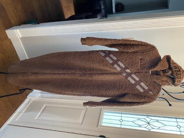 chewbacca (star wars) onsie