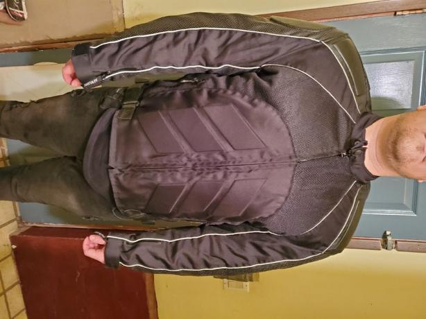 Jafrum riding jacket and pants