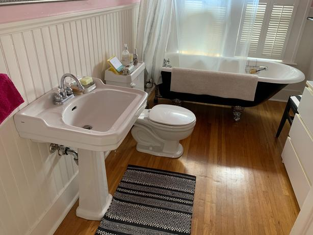 Full 3 Piece Bathroom set