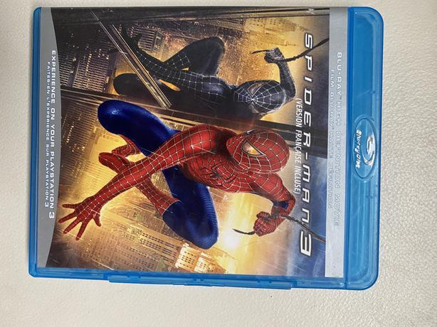 Spider-Man 3 Bluray DVD